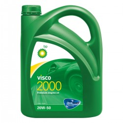 BP 20w50 VISCO 2000 5L