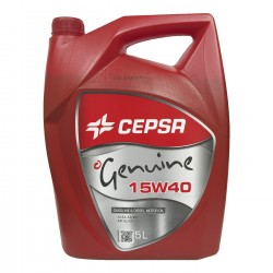 Cepsa GENUINE 15w40 5L