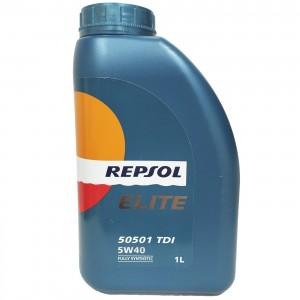 Repsol ELITE 505-01 5w40 1Ltr