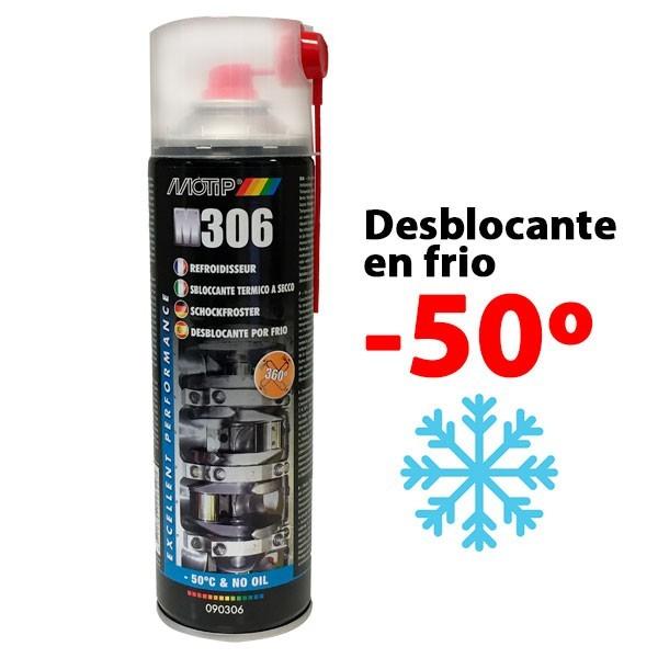 DESBLOCANTE POR FRIO M360 MOTIP 500ml