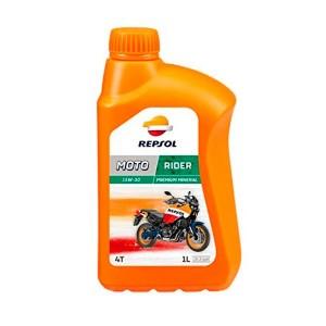Aceite Repsol Moto Rider 4t 15w50 1Ltr