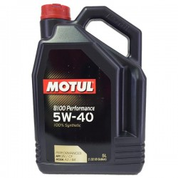 Motul 8100 5w40 Performance 5L