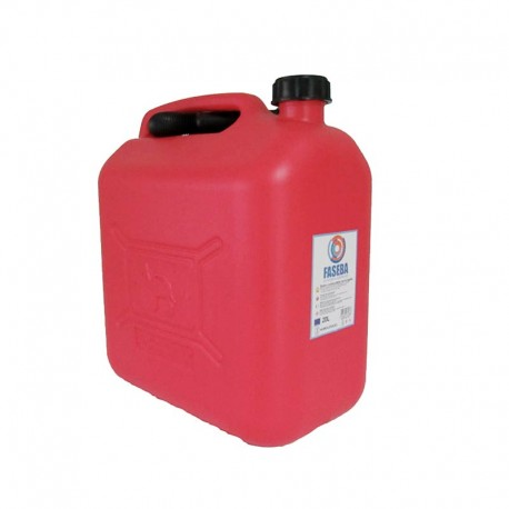 BIDON COMBUSTIBLE HOMOL. 20L OUTLET