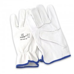 GUANTES JUBA EXTRA FLOR VACUNO GRIS T9 OUTLET