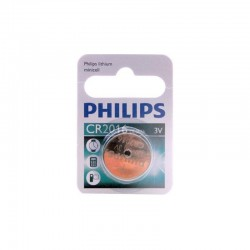 PILA BOTON PHILIPS CR2016 OUTLET