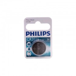 PILA BOTON PHILIPS CR2025 OUTLET
