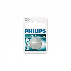 PILA BOTON PHILIPS CR2032 OUTLET
