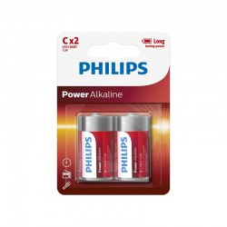 PILA LR14 ALKALINA PHILIPS OUTLET