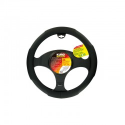 FUNDA DE VOLANTE CLUB NEGRA S 35-37CM OUTLET