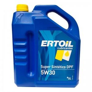 Ertoil 5w30 Super Sintético DPF 5L