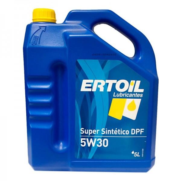 Ertoil Super Sintético DPF 5w30 5L