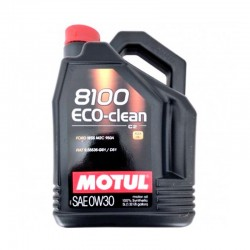 Motul 8100 Eco-Clean 0w30 C2 5L