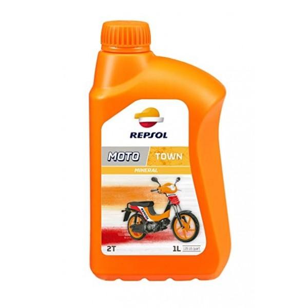 Aceite Repsol Moto Town 1L