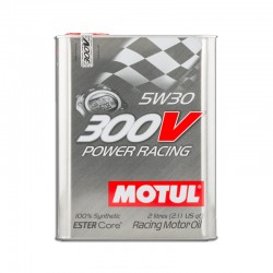 Motul 300V 5w30 Power Racing 2L