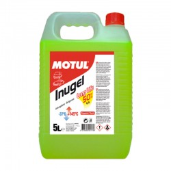 Motul Anticongelante Inugel 50% Long Life Amarillo 5L