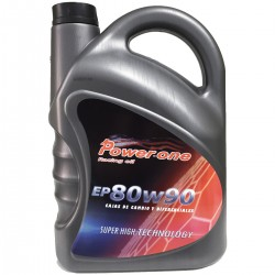 Power-one Transmisiones EP80w90 5Ltrs