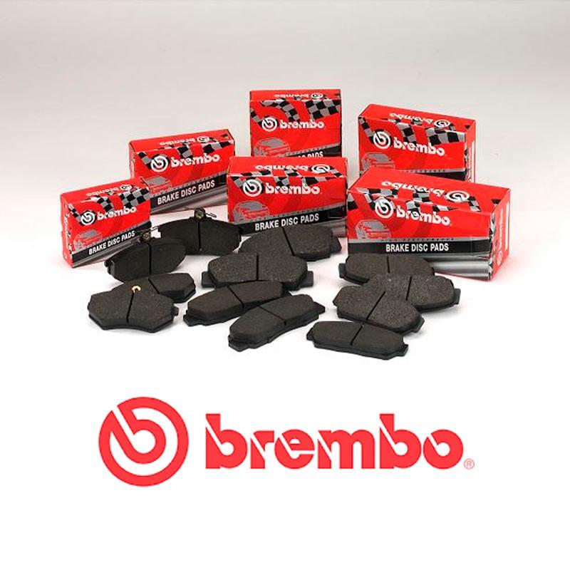 Brembo P 50 056 Pastillas de Frenos