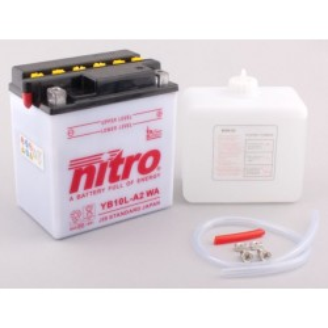 BATERIA MOTO YB10L-A2 NITRO