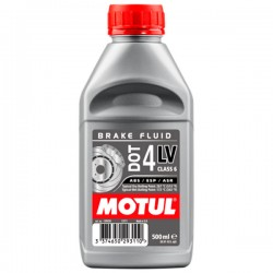 Liquido de frenos MOTUL DOT-4 LV 500ml