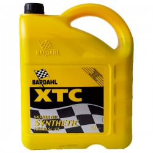 Bardahl 10w40 XTC Synthetic 5L