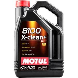 Motul 5w30 8100 X-Clean+ 5L
