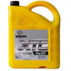 Bardahl 5w30 XTC Syntronic 504 / 507 5L