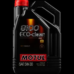 Moul 8100 5w30 ECO-CLEAN C2 5L