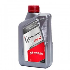 Aceite Cepsa 10w40 GENUINE 1Ltrs