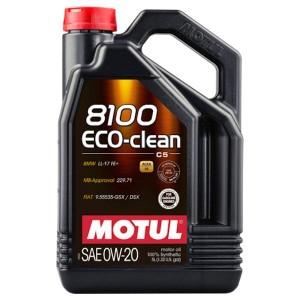 Motul 0w20 8100 Eco-Clean C5 5L