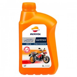 Repsol Moto Sintetico 10w40 1L