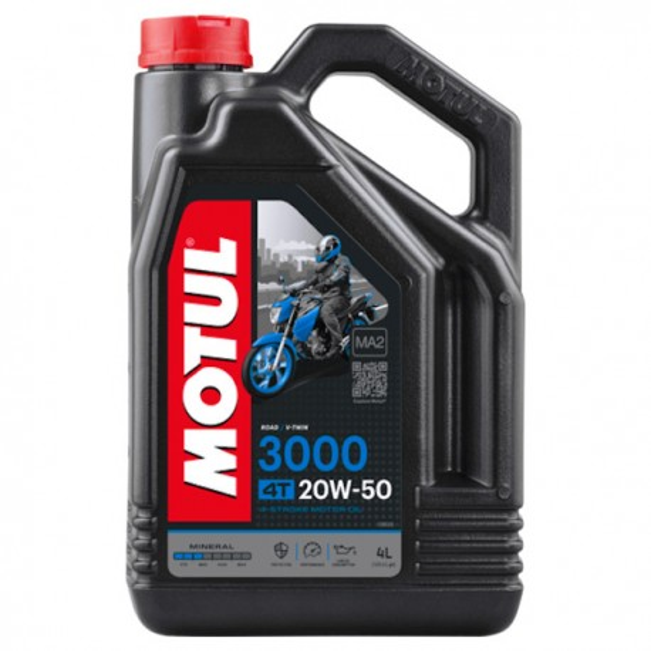 Motul 3000 4t 20w50 4L