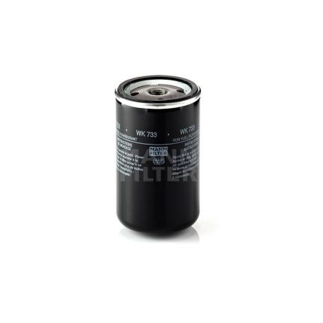 FILTRO COMBUSTIBLE MANN WK731