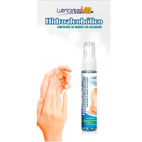 Limpiador Hidroalcoholico 30ml