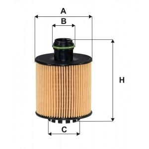 Filtro Aceite Wix WL7539