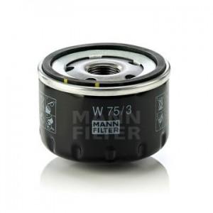 Filtro Aceite W75/3 MANN