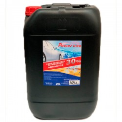 ANTICONGELANTE POWER-ONE 30% AZUL 25L OUTLET