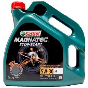 Castrol Magnatec 5w30 Stop-Star 4L OUTLET