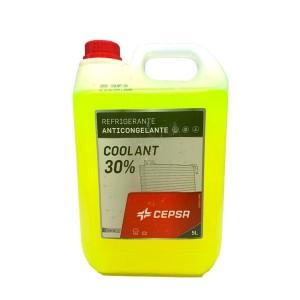 Cepsa Anticongelante 30% Amarillo 5L CHOLLO