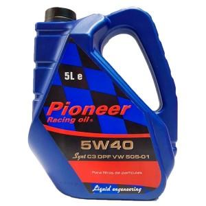 Pioneer 5w40 Synt C3 DPF 505-01 5L CHOLLO