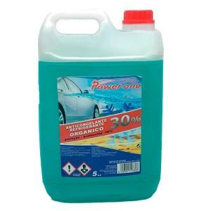 Anticongelante Power-One 30% Azul 5L CHOLLO