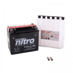 BATERIA MOTO YTX12-BS NITRO
