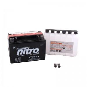 BATERIA MOTO YTX9-BS NITRO