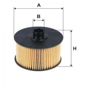 Filtro aceite Wix WL7506