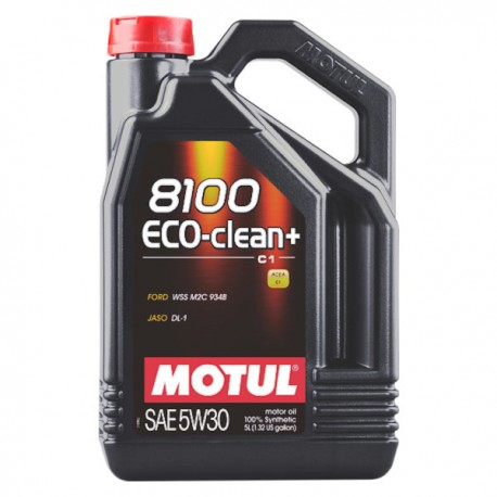 Moul 8100 5w30 ECO-CLEAN+ 5L