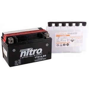 BATERIA MOTO YTX7A-BS NITRO