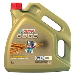 Castrol EDGE TITANIUM 0w40 A3/B4 4Ltrs