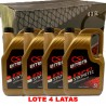 Emers Gold 10w40 Syntheic 5L CAJA 4 UNIDADES