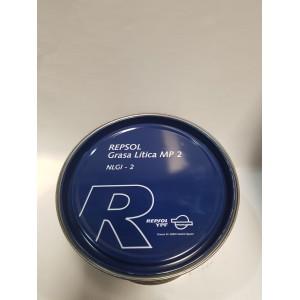Repsol Grasa Litica mp2 nlgi-2 2Kg