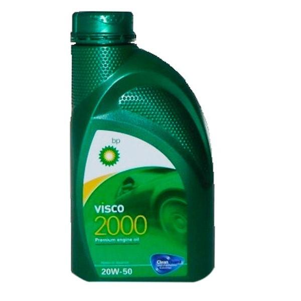 BP 20w50 VISCO 2000 1L