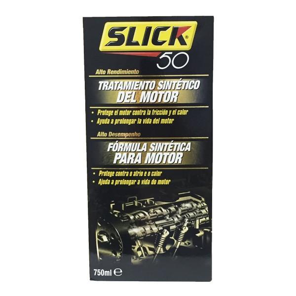 Aditivo Slick 50 TRatamiento sintético del motor 750ml